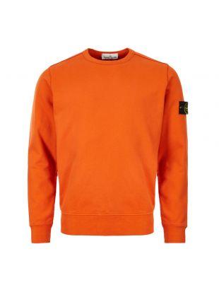 Stone Island Sweatshirt 711562720 V0032 Orange