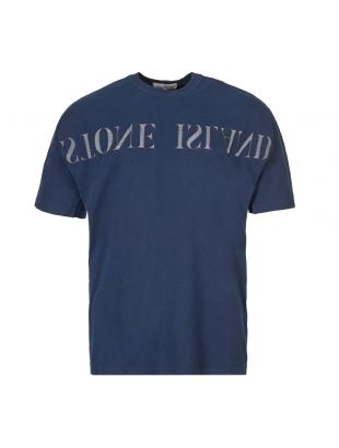 Stone Island T-Shirt 701521856 V0128 Navy
