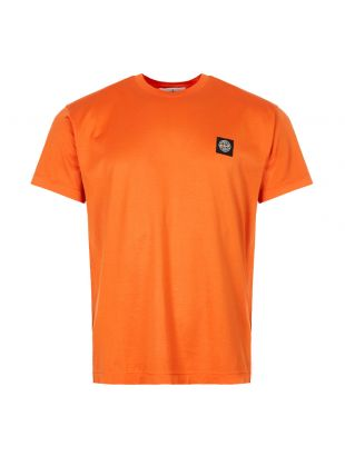 t-shirt patch logo 711524113 V0032 orange