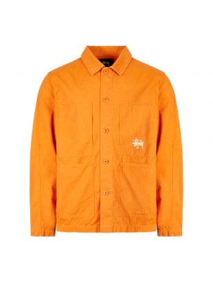 Stussy Jacket Torque | 115463 ORANGE