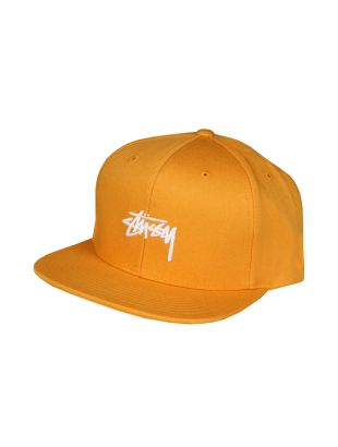 stussy snapback gold 131807-GOLD