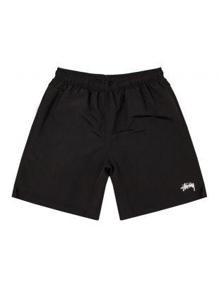 Stussy Swim Shorts   113108 BLACK