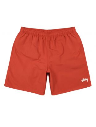 Stussy Swim Shorts | 113108 RED