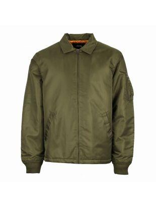 Stussy Flight Jacket 115367 Olive