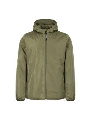 Stutterheim Grevie Jacket 1801 3008 In Willow Green