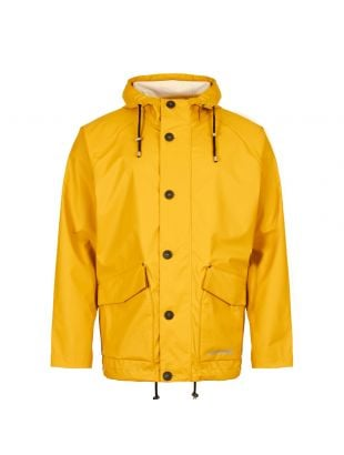 Stutterheim Raincoat | 1957 7057 Warm Honey