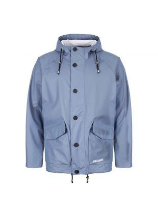 Stutterheim Raincoat | 2006 2014 Blue