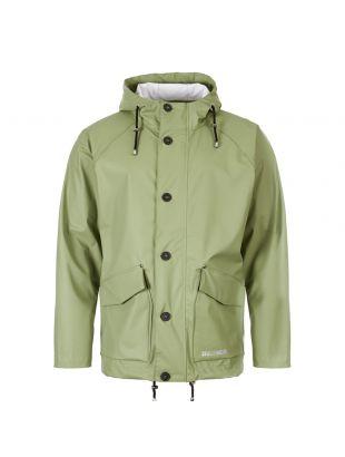 Stutterheim Raincoat | 2005 3009 Green