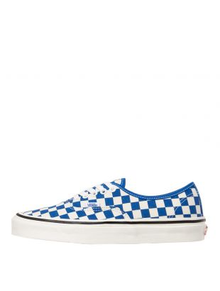 Vans Authentic DX VN0A38ENVKX1 Blue Checkerboard