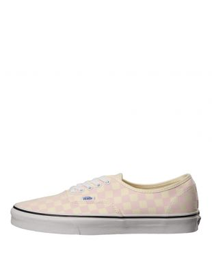 Vans Authentic Sneakers Checkerboard VN0A38EMQ8L Chalk Pink