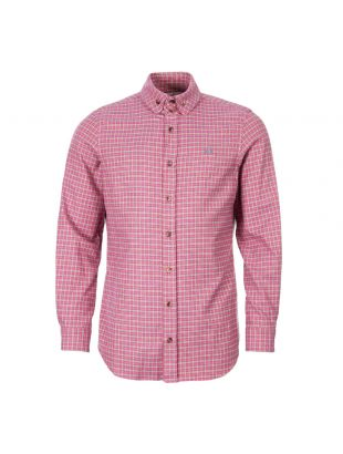 Vivienne Westwood Check Shirt S25DL0426 S49275 001F Pink