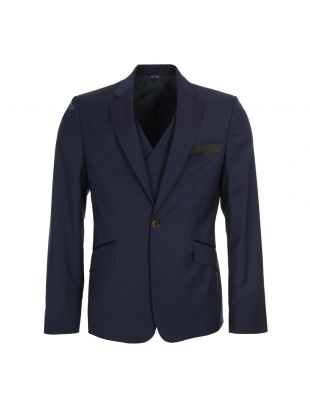 Vivienne Westwood Suit Jacket | S25BN0357-S44678-505 Navy | Aphrodite1994