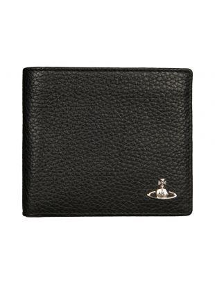 Vivienne Westwood Milano Billfold Wallet  51120008 40324 N401 Black