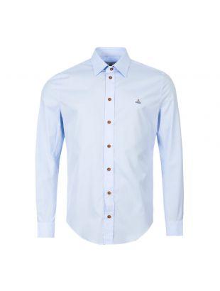 Vivienne Westwood Shirt S25DL0458 S47899 489 Blue