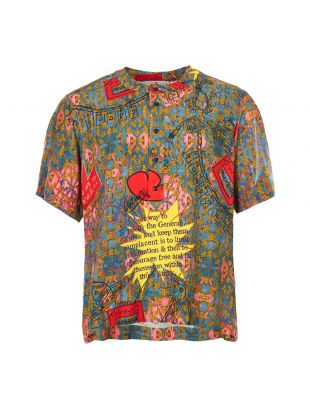 Vivienne Westwood Short Sleeve Shirt | S25DL0444 S49702 002S Multi