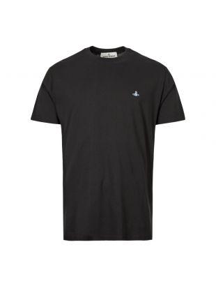 Vivienne Westwood T-Shirt S25GC0430 S22634 900 Black