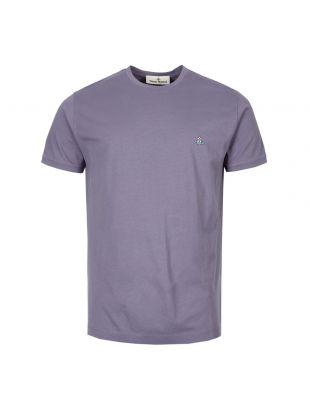 vivienne westwood t-shirt S25GC0426 S22634 225 purple