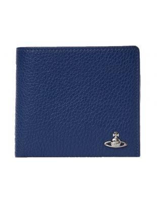 Vivienne Westwood Milano Wallet 51010016|40324|K403 In Blue