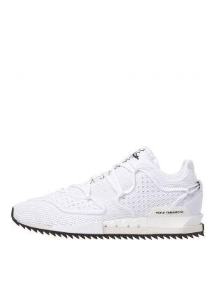 Y-3 Harigane II Sneakers F97428 White/Black