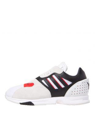 y3 zx run G54063 white/black/red