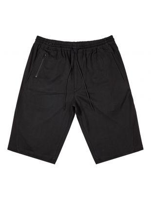 y-3 sweat shorts FJ0362 black