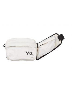 y-3 sling bag FH9245 white / black