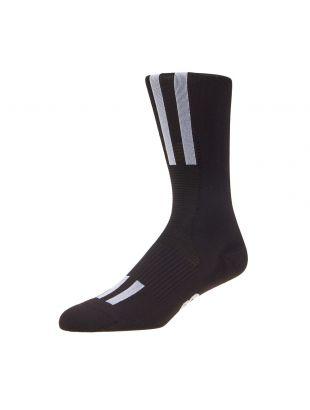 y-3 tech socks DY9381 black/white