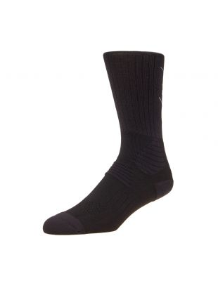 y-3 tube socks DY9367 black