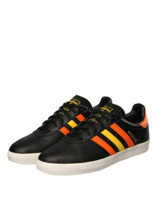 350 Trainers - Black / Orange / Yellow
