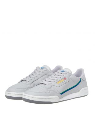 Continental 80 Trainers - Grey