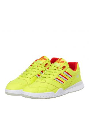 AR Trainers - Semi Solar Yellow