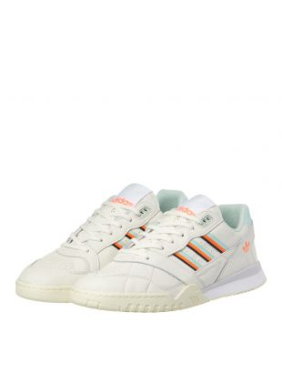 AR Trainer - White / Ice / Orange
