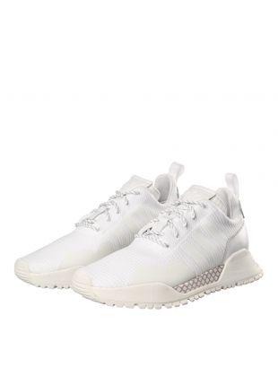 F/1.4 Primeknit Trainers - White