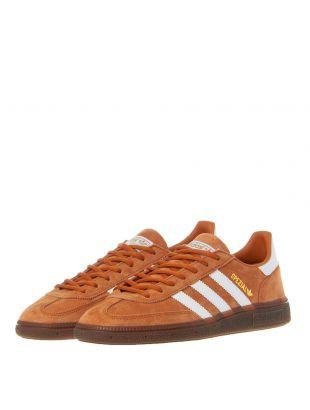 Handball Spezial Trainers - Orange