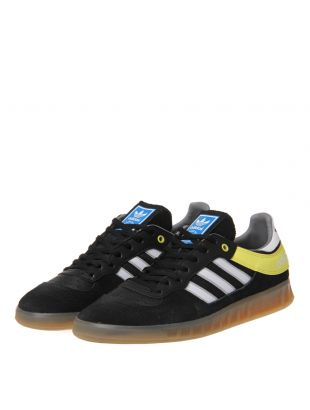Handball Top Trainers - Black