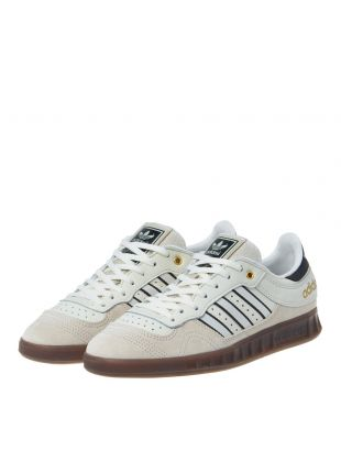 Handball Top Trainers - Beige/Brown