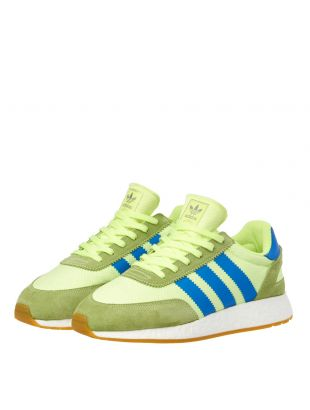 I 5923 Trainers - Hi Res Green