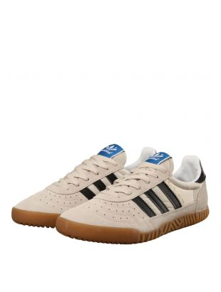 Indoor Super Trainers - Clear Brown / Black / Gum