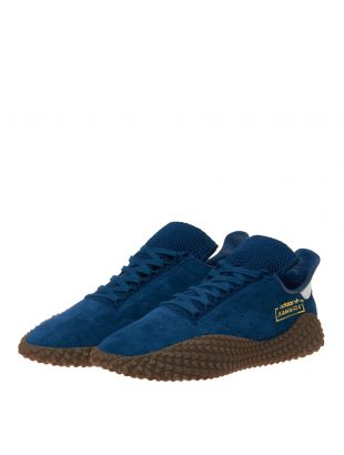 KAMANDA 01 Trainers - Blue