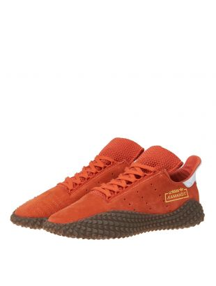 KAMANDA 01 Trainers - Raw Amber