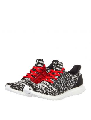 Ultraboost Clima x Missoni - Black / Red