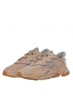 Ozweego Trainers – Brown