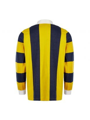 Rugby Shirt – Navy / Yellow
