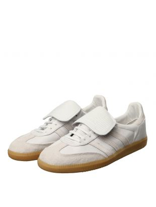 Samba Recon Trainers - White / Gum
