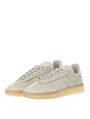 Samba RM Trainers – Brown / Light Brown
