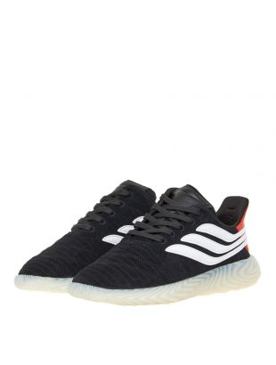 Sobakov Trainers - Black/White