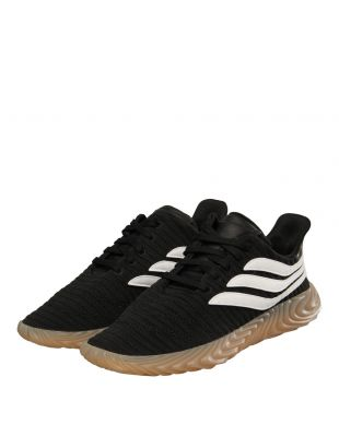 Sobakov Trainers - Black / White / Gum