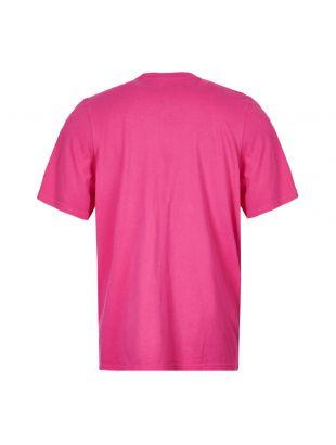 T-Shirt - Pink / White
