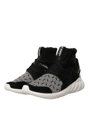 Tubular Doom Trainers - Core Black / White