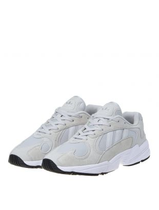 Yung 1 Trainers - Beige/White